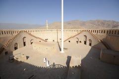 nizwa Оман форта стоковое фото