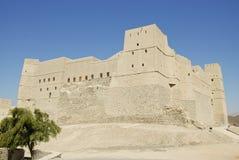 Nizwa Bahla Fort in Ad Dakhiliya, Oman. Royalty Free Stock Photography