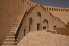 Nizwa castle, Oman Stock Photography