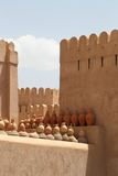 Nizwa Fort, Oman Royalty Free Stock Image