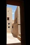 Nizwa Fort, Oman Stock Photo