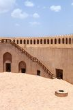Nizwa Fort, Oman Stock Photos