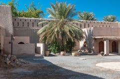 Nizwa Fort, Oman Royalty Free Stock Photo