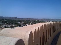 Nizwa Fort Stock Photography