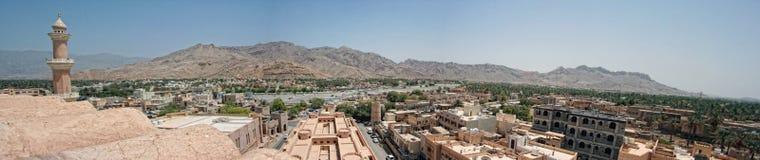 Nizwa Oman Royaltyfri Bild