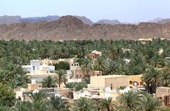 Nizwa, Oman Stock Photo