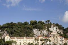 Nizza in Frankreich Lizenzfreie Stockbilder