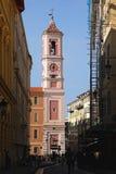 Nizza Glockenturm Stockbilder