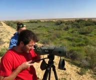 Nizzana, desierto del Néguev, Israel fotografía de archivo libre de regalías