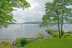 Njature of windermere Royalty Free Stock Photography