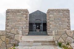 Njegos mausoleum Lovcen Stock Image