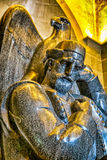 Njegos-Statue Lovcen Stockfotografie