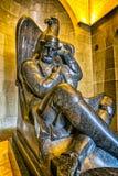 Njegos-Statue Lovcen Stockbilder