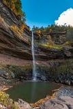 NKaaterskill Falls  Catskills Mountain Royalty Free Stock Photos