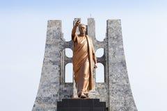 Nkrumah纪念公园,阿克拉,加纳 免版税库存图片