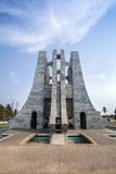 Nkrumah Memorial Park, Accra, Ghana Obrazy Royalty Free