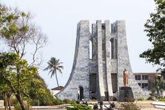 Nkrumah Memorial Park, Accra, Ghana Stock Photography