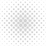 Nlack and white star pattern designB. Black and white vector star pattern design Royalty Free Stock Photography