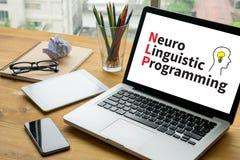 NLP   Neuro Linguistic Programming Royalty Free Stock Image