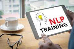 NLP szkolenie Obraz Royalty Free