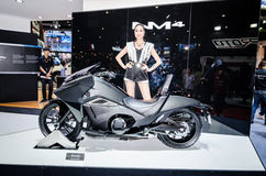 NM4 by HONDA in Thailand motor show. Stock Image