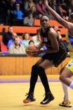 Nnemkadi Ogwumike - basket Arkivfoto
