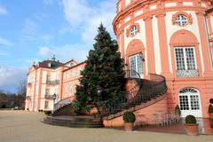 Noël à Wiesbaden photo stock
