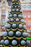 Noël à Wroclaw, Pologne photographie stock