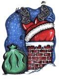 Noël 01 Photo libre de droits