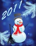 Noël illustration stock