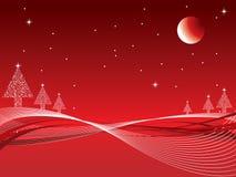 Noël abstrait Image stock