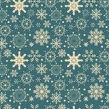 Noël abstrait de beauté et nouvelle année sans couture illustration stock