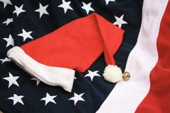 Noël américain Photographie stock
