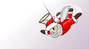 Noël-Ange illustration de vecteur