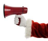 Noël appelle Photographie stock libre de droits