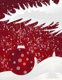 Noël background2 Images libres de droits