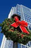 Noël d'affaires images stock