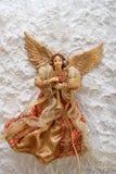 Noël d'ange Image libre de droits