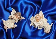 Noël d'anges Photographie stock libre de droits