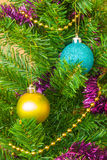Noël d'arbre Photo stock
