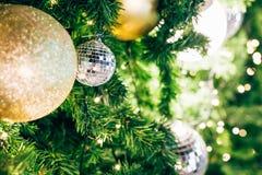Noël d'arbre ou nouvelle année photos libres de droits