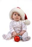 Noël d'enfant Photos libres de droits