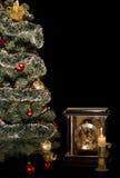 Noël d'heure photo libre de droits