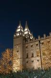 Noël dans le grand dos 7 de temple Image stock
