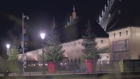Noël dans Petite France à Strasbourg clips vidéos