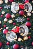 Noël de amuser et d'amusement images libres de droits