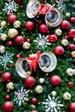 Noël de amuser et d'amusement photographie stock libre de droits