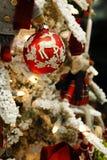 Noël de attente Image libre de droits