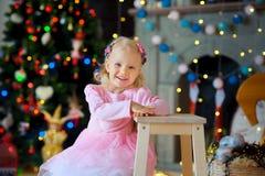 Noël de attente Image stock