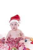 Noël de bébé Images libres de droits